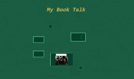 My Book Talk