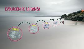 EVOLUCION DE LA DANZA