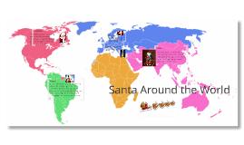 Copy of Santa Claus Around the World