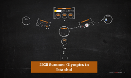 2020 Summer Olympics in Istanbul