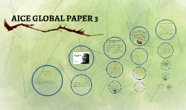 AICE GLOBAL PAPER 3
