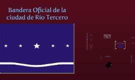 Bandera de la ciudad de Río Tercero (Córdoba, Argentina)