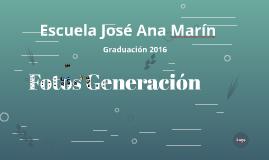 Escuela José Ana Marín