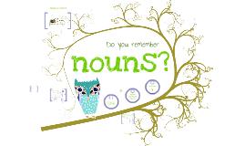 Copy of Nouns