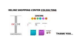 RELINE SHOPPING CENTERS CONSULTING