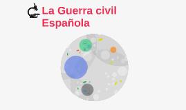 Copy of La Guerra civil española