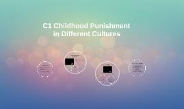 C1 Discipline of Children in Different Cultures