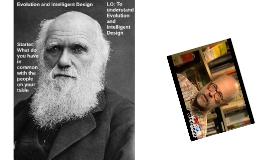 Evolution and Intelligent Design