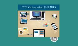 Copy of 3rd year Orientation Fall 2013