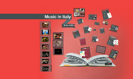 Copy of Music in Italy