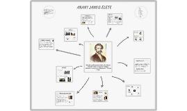 Copy of ARANY JÁNOS ÉLETE