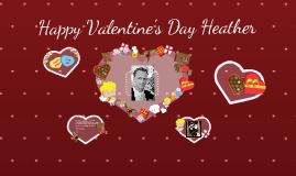 Heather's Valentines Day Card