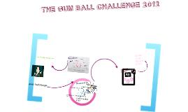 dit gum ball challenge 2012