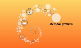 Metodos gráficos
