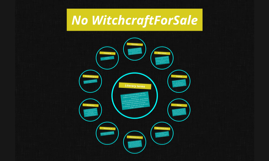 no witchcraft for sale setting