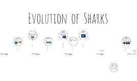 Evolution  of  Sharks