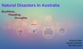 Natural Disasters in Australia