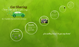 Green Sharing