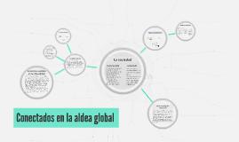 Sociedad e información. La aldea global