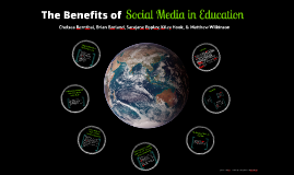 The Benefits of Social Media in Education