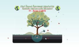 Öğretmen Adaylarının Ekolojik Okuryazarlık Düzeyleri