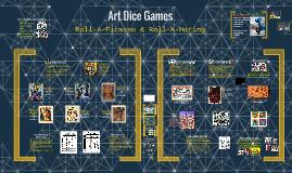 Art Dice Games