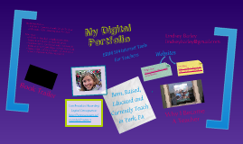 Copy of Digital Portfolio