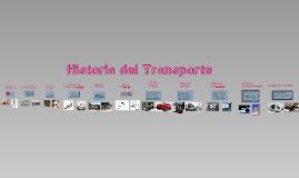 Copy of Copy of linea del tiempo sobre la historia del transporte