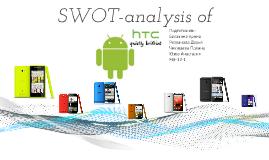 htc swot analysis