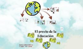 El precio de la Educación