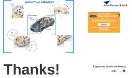 Copy of BMM 699: Marketing Management