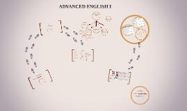 Advanced English I  2016-11