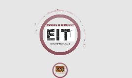 2014 Explore EIT