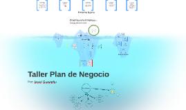 Copy of Taller Plan de Negocio