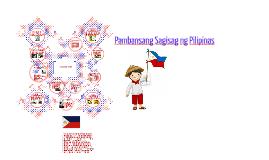 Copy of Pambansang Simbolo ng Pilipinas