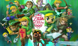 The Legends of Zelda 25 ANNIVERSARY
