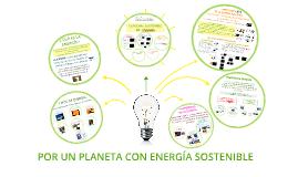 CONSUMO SOSTENIBLE DE ENERGIA