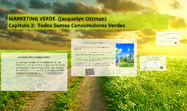 Copy of MARKETING VERDE. (Jacquelyn Ottman)