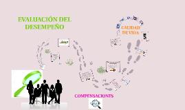 Evaluacion del desempeno y administracion de compensaciones