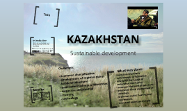 Copy of Kazakhstan Env-l issue