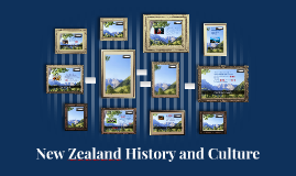 New Zealand History and Culture