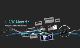 L'IABC Montréal
