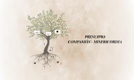 PRINCIPIO COMPASION MISERICORDI