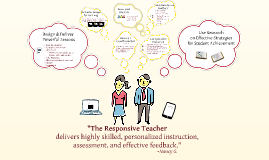 Copy of Responsive Teaching for Personalized Learning