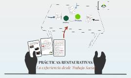PRÁCTICAS RESTAURATIVAS