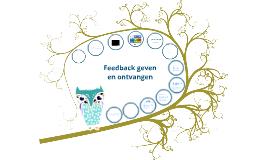 Copy of feedback geven en ontvangen een workshop