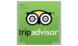 Copy of MIS Trip advisor