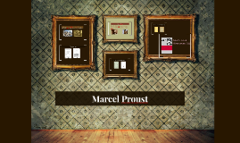 Copy of Copy of Marcel Proust