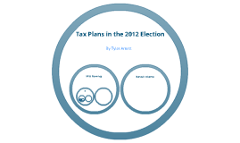 Inquiry 4 - Comparison of Mitt Romney and Barack Obama's Tax Plans