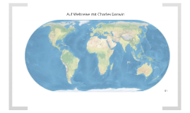 Charles Darwin Weltreise